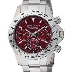 ドルチェ.セグレート 腕時計 レッドCG100RD