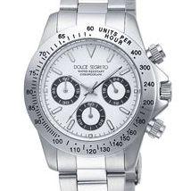 ドルチェ.セグレート 腕時計 コスモスホワイトCG100WH (DS)