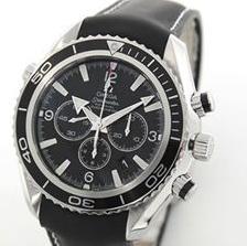 OMEGA(オメガ) メンズ 腕時計 SEA MASTER(シーマスター プロフェッショナルダイバーズウオッチ) シーマスター 300M プラネットオーシャン コーアクシャル・クロノグラフ 2910-5081