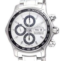 【送料無料】 EBEL(エベル) メンズ ウォッチ 1911ディスカバリークロノグラフ 1215795 (腕時計)
