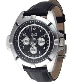 【送料無料】 D&G(ディー&ジー) 腕時計 CHALET DW0607