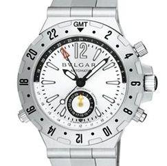 【送料無料】 BVLGARI(ブルガリ) メンズ ウォッチ ディアゴノ GMT40C5SSD (腕時計)