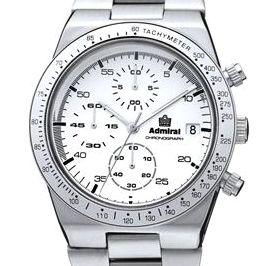 Admiral(アドミラル) ヴィンテージ・クロノ ADM500WH 腕時計 メンズ