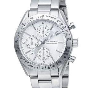 DOLCE SEGRETO メンズ 腕時計 SM101SV