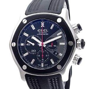 EBEL(エベル) 1911テクトンクロノグラフ 1215886 腕時計 メンズ