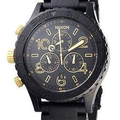 【送料無料】 NIXON(ニクソン) THE 42-20 CHRONO A0371041 腕時計 メンズ(クロノA0371041)【国際保証書付き】