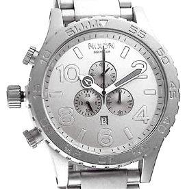 【送料無料】 NIXON(ニクソン) THE51-30 CHRONO A0831033 腕時計 メンズ(クロノA0831033)【国際保証書付き】