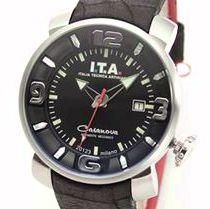 【送料無料】 アイ・ティー・エー Casanova automatico(カサノバ・オートマティコ) オートマチック バックスケルトン レザーウオッチ 腕時計 12.71.05