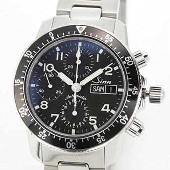 ジン メンズ 腕時計 クロノグラフ SSメタル オートマチック 103.B.SA.AUTO