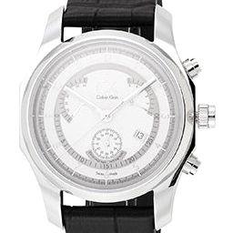 【送料無料】 Calvin Klein(カルバンクライン) ビズクロノグラフレトログラード K77311.20 腕時計 メンズ
