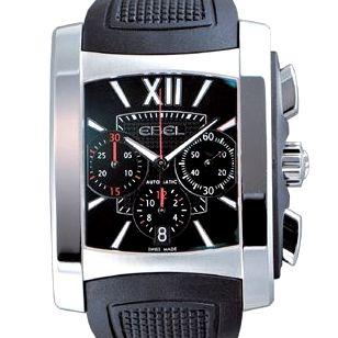 【送料無料】 EBEL(エベル) ブラジリアクロノグラフ 1215783 腕時計 メンズ