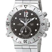 【送料無料】 BVLGARI(ブルガリ) メンズ ウォッチ ディアゴノ SD38SSDGMT (腕時計)